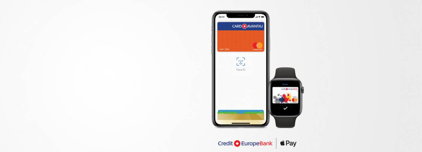 Apple Pay e aici!